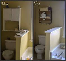 Idea For Small Bathroom by Storage Ideas For Small Bathrooms Use All Your Vertical Space