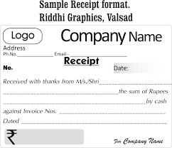 printable cash receipt book template cash bill template invoice word fresh receipt book free