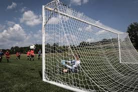 buy kwik goal deluxe european club soccer goal 6 1 2 u0027 x 18 1 2 u0027 x