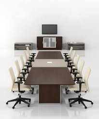 Lacasse Conference Table Groupe Lacasse Boardroom Tables Quorum The Office Shop