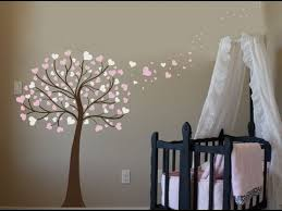 Cool Ideas GIRLS BEDROOM WALL DESIGNS YouTube - Cool ideas for bedroom walls