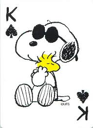 snoopy cards snoopy cards snoopy comic card king