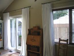 Large Window Curtain Ideas Designs Curtains On Big Windows Minimalist House Interior Design White