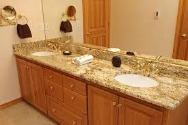 Bathroom Vanity Granite Countertop Granite Countertops For Bathroom Vanities Cotton White Granite