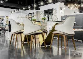 6 architectural dining room tables for the home