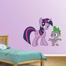Twilight Sparkle Bedroom Twilight Sparkle And Spike Twilight Sparkle And Pony Wall