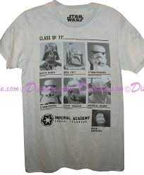 class of 77 wars t shirt dizdude disney wars imperial academy annual year book