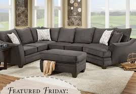 Charcoal Grey Sectional Sofa Home The Most Contemporary Charcoal Grey Sectional Sofa House