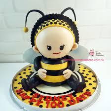 bumblebee cakes 3d baby bumble bee cake animals