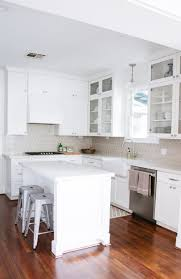 oak kitchen cabinets with glass doors glass front kitchen cabinet doors pros cons apartment