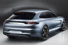 porsche panamera modified porsche panamera sport turismo concept photos and details
