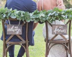 wedding chair signs wedding chair signs mr mrs signs chair signs decor