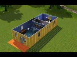 portable building floor plans portable building plans for cabin 32 x12 youtube
