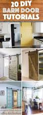 Diy Barn Doors by 20 Diy Barn Door Tutorials Super Easy To Follow Even For The Most