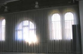 Curtains On The Wall Question How To Hang Wall To Wall Curtains Apartment Therapy
