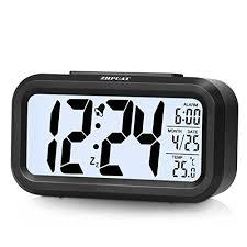 New Jersey Travel Alarm Clocks images Digital radio alarm clock jpg