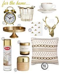 metallic home decor metallic gold favoritesdiy show off diy decorating and home