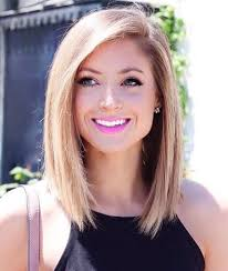 lob hairstyle pictures blonde lob haircut blonde hairstyles 2017