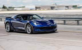 corvette sport 2017 chevrolet corvette grand sport term test review car