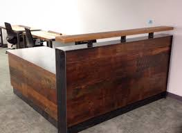 White Curved Reception Desk Awful Concept 48 Inch Reception Desk Cool Office Table Desk