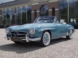 mercedes sl 190 1960 mercedes sl 190 driver market