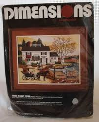new sealed dimensions gold collection petites cross stitch kit