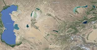 Map Of Central Asia Uzbek President Islam Karimov Hospitalized Raising Fears Of Power