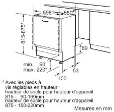 mesures en cuisine meuble cuisine sur mesure cuisine avec ilot central americaine et