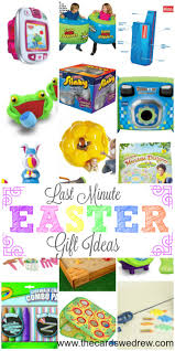 Easter Gift Ideas by 20 Last Minute Easter Gift Ideas The Cards We Drew