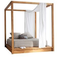 Canopy Bed Frames 10 Unique Bed Frames Sunset Magazine