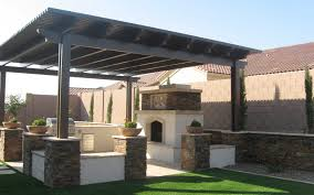 Pergola Shade Covers by Pergola Bbq Covers Archives Phoenix Valley Landscaping