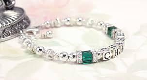 Name Braclets Mothers Name Bracelets