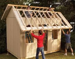 making a house home dzine home diy home dzine build a wendy house