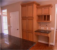 Kitchen Desk Cabinets Ideas For Kitchen Cupboard Doors