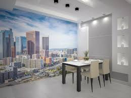 wall mural modern home design colour gallerya doha qatar