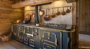 piano pour cuisine cuisine rustique montagne cuisine nous a fait à l aise dans