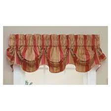 Home Classics Blackout Curtain Panel by Waverly Curtain Valances Curtain Design Ideas