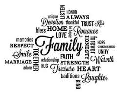 quote 34 inspirational words about family stickups wall stickers