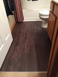 this homeowner chose invincible luxury vinyl plank for their