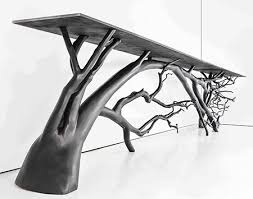 tree branch coffee table tree branch table