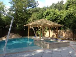 Cabana Ideas by Backyard Pool Cabana Pictures Home Decorating Interior Design