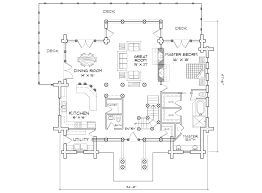 great room floor plans woodhaven log home floor plan