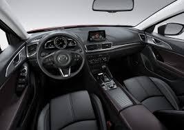 Mazda 3 Interior 2015 Mazda Reveals Updated 3 Compact Sedan And Hatch U2013 News U2013 Car And
