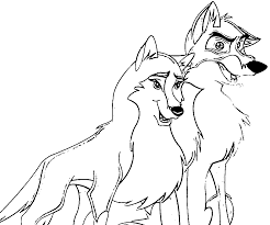 balto coloring pages balto wolf coloring page 005 wecoloringpage coloring home
