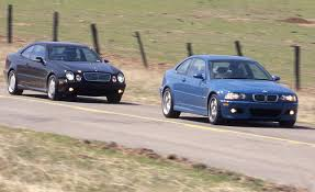 bmw m3 vs m b clk55 amg u2013 comparison test u2013 car and driver