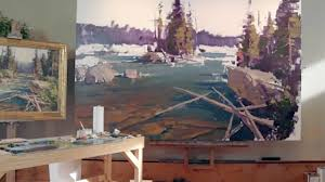 3584 Best Color And Paint by Vasari Artists U0027 Oil Colour With Scott L Christensen Youtube