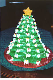 christmas tree cookie centerpiece cakecentral com