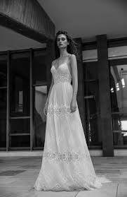 flora wedding dress by flora vintage lace open back boho chic wedding dress
