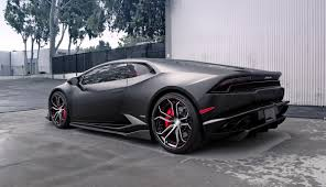 Lamborghini Huracan Wide Body - high performance carbon fiber parts for lamborghini huracan