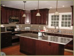 cherry wood kitchen island cherry wood cabinets white kitchen cabinets with cherry wood